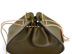 Drawstring bag opening