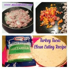 Turkey Taco Recipe: Clean Eating Recipe http://madamedeals.com/turkey-taco-recipe-clean-eating-recipe/ #advocare24daychallenge #inspireothers
