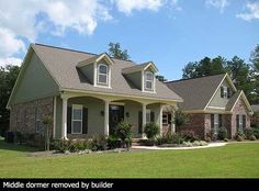 Plan W5188MM: Photo Gallery, Traditional, USDA Approved, Country, Corner Lot, Cottage House Plans & Home Designs