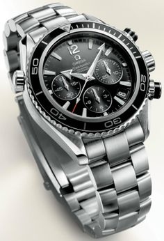 Omega Planet Ocean Seamaster. The only watch you'll ever, ever need. Indestructible, and looks great from t-shirt to tux.