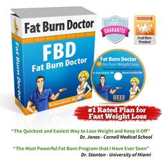 Learn How to Lose Weight Fast - Burn Fat - Lose Belly Fat - Fast Weight Loss - Fat Burn Doctor