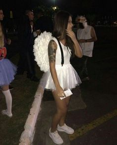 am// ig: idfcemely Halloween Inspo, Halloween Outfits, Halloween Party, Halloween Costumes, Fantasias Halloween, Night Vibes, Dark Photography, Halloween Disfraces, Girls World