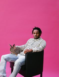 Kendrick Lamar by Chris Buck from Mass Appeal Issue 56