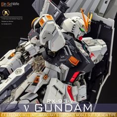 "Custom Build: MG 1/100 RX-93 nu Gundam Ver. Ka ""Detailed"" - Gundam Kits Collection News and Reviews"