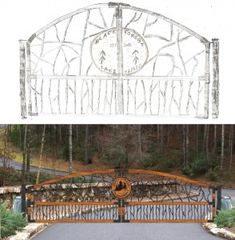 Creating a custom gate design, not as hard as you thought!   You've decided that your property would look great with a custom gate design, so how do you go about coming up with the design? The first thing you need to do is to find an experienced and creative gate builder to help you with the process.   #CustomGates #DrivewayGates #EntranceDesign #EntryGates