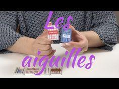 Bien choisir ses aiguilles en couture Info couture - YouTube