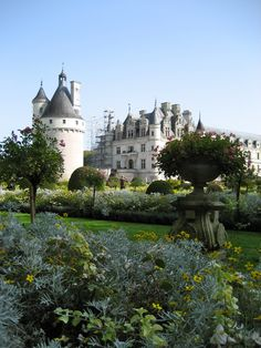 Loire valley CLICK BELOW to discover the magic of our walking tour through FRANCE & ITALY: www.spectrumholidays.com.au  #france #italy #loirevalley