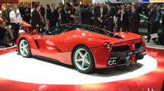 Ferrari LaFerrari The unabashed star of this year's Geneva show, Ferrari's 949hp, gasoline-electric successor to the vaunted Enzo supercar is a stupefying tour de force of 21st century road-car technology and the supreme expression of the Italian automaker's Formula 1 engineering prowess. Ferrari has capped production of its million-dollar baby at a mere 499 units, with buyers already chosen from the marque's secret society.