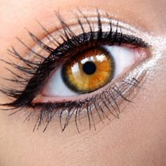 Andrea Russett Eye Look :)
