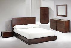 Isabelle bed Platformbeds.com