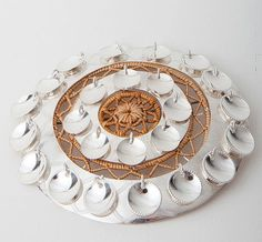 Dark Winter, Samara, All Art, Handicraft, Michael Kors Watch, Bracelet Watch, Beads, My Style, Crafts