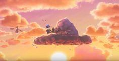 """""""Parcialmente nublado""""- Una historia que retrata la amistad"""