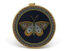 micro mosaic pendant