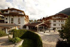 Hotel Elisabeth, Kirchberg in Tirol http://www.wanderhotels.com/oesterreich/tirol/item/1099-hotel-elisabeth