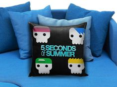 Angry 5Sos'  These soft pillowcase made of 50% cotton, 50% polyester.  It would be perfect to decorate your home by using our super soft pillow cases on sofa, chair, bench or bed.  Customizable pillow case is both comfortable and durable, improving the quality of your sleep with these comfortable pillow case, take it home now!  Custom Zippered Pillow Cases available in 7 different size (16″x16″, 18″x18″, 20″x20″, 16″x24″, 20″x26″, 20″x30″, 20″x36″)
