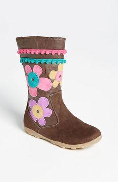 Stride Rite 'Karmen' Boot (Baby, Walker & Toddler) (Online Only) available at #Nordstrom