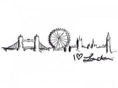 I ❤️ London More