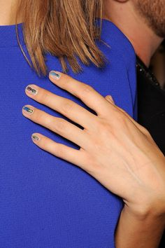 ICB by Prabal Gurung Spring 2014, plus more Spring manicure trends you need to plan for NOW!