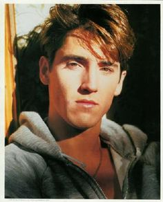 Jonathan Knight - yep...I know he's gay, but he's the one I had a crush on when I was 8 years old!!!