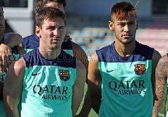 Barcellona, primo allenamento per Neymar - Calcio - Sportmediaset - Foto 1