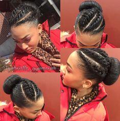 Cute! @93gabrielle_gyamerah - http://community.blackhairinformation.com/hairstyle-gallery/updos/cute-93gabrielle_gyamerah/
