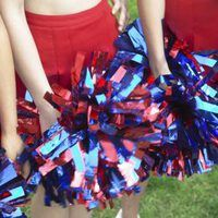 If you want to demonstrate your enthusiasm for your favorite team or just want to share a craft activity with your child, making your own set of pompoms could be the answer. Pompoms are easy to make with materials you have lying around the house. The project should take you less than half an hour.