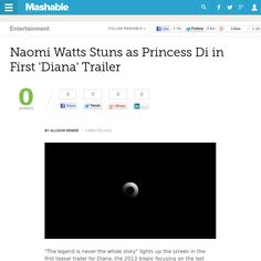 http://mashable.com/2013/06/12/naomi-watts-stuns-as-princess-di-in-first-diana-trailer/ ... | #Indiegogo #fundraising http://igg.me/at/tn5/