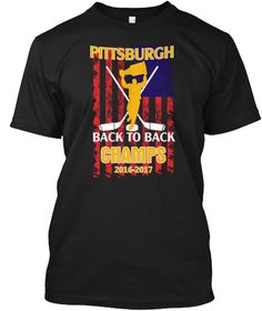 Pittsburgh All We Do Is Win 2017 T Shirt Black T-Shirt Front Pittsburgh, Hockey, Mens Tops, T Shirt, Black, Supreme T Shirt, Tee, Black People, Field Hockey