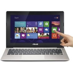 ASUS VivoBook 11.6 Core i3 Touch Screen Notebook | DT5D Price Comparisons #ASUS #VivoBook #Notebook #Laptop #X202EDH31TSL