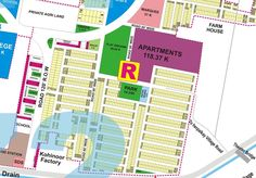 Mont Gate | 5 Marla (Plot No 1998 - R Block) Residential Plot For Sale at Lahore DHA Phase 9