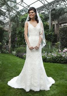 Sincerity Bridal Wedding Dresses - Search our photo gallery for pictures of wedding dresses by Sincerity Bridal. Find the perfect dress with recent Sincerity Bridal photos. Sincerity Bridal Wedding Dresses, Fancy Wedding Dresses, V Neck Wedding Dress, Designer Wedding Gowns, Wedding Dresses Photos, Bridal Dresses, Fancy Dress, Dress Lace, Prom Dresses