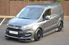 Image Result For Ford Transit Connect M Sport