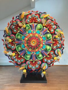 BALTIMORE (AP) — The American Visionary Art Museum is known for highlighting the work of self-taught artists, as well as mechanical devices, toys and whirligigs with colorful moving parts.