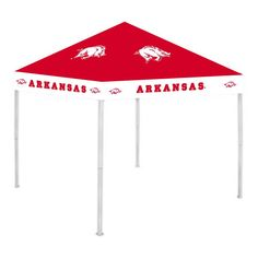 Arkansas Razorbacks NCAA Ultimate Tailgate Canopy Replacement Top Only