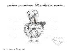 pandora pre-autumn 2017 hearts of friendship