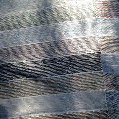 Vanha harmaa matto n. 1950-luvulta
