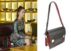 "Han Ye-Seul 한예슬 in ""Birth of a Beauty"" Episode 3.  Delvaux Madame PM Bag #Kdrama #BirthOfABeauty 미녀의 탄생 #HanYeSeul"