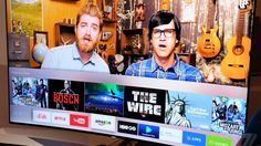 (PSA) Samsung injects obtrusive ads into your smart TV. Software update comes once it's too late to return them. Tv Without Stand, Smart Televisions, Popular Now, Cable Television, Lg Electronics, New Gadgets, Smart Tv, Netflix, Samsung