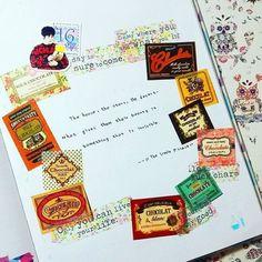 毎日に花冠!?【mt】で作る手帳に現れるキュートな囲みが流行中♡ | ギャザリー