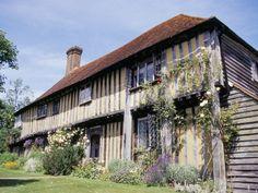 Smallhythe Place,16th century home of Shakespearian actress Ellen Terry, Kent, UK