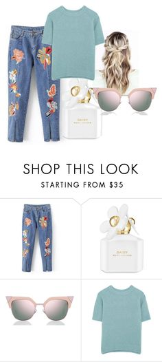 """""""Spring"""" by rosamackenzie on Polyvore featuring Marc Jacobs, Fendi and MaxMara"""