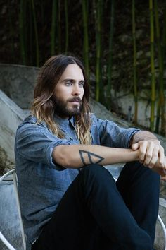 Jared Leto. Would love to meet him one day. He seems very genuine, down-to-earth, intelligent, calm, and caring.