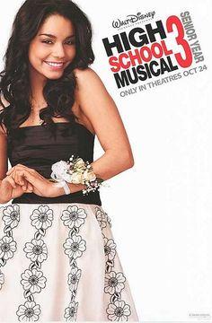 High School Musical 3: Senior Year #movies #films