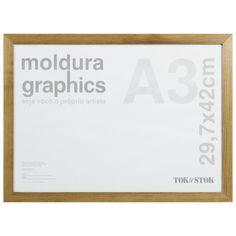 GRAPHICS KIT MOLDURA A3 29X42 - Tok&Stok