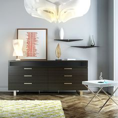 Room reinvented.  Take old and mix with the new
