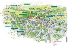 Mapa projektů   Veronica - Centrum Hostětín