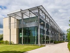 Plot 5: Uxbridge Business Park approach view
