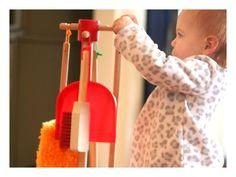 Simple Tip for Teaching Toddler Chores - Melissa & Doug Blog