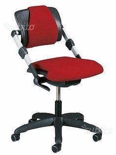 sedia-ergonomica-h03-330-rossa