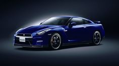 Nissan GT-R--some guy in our neighborhood has one...nice to listen to.